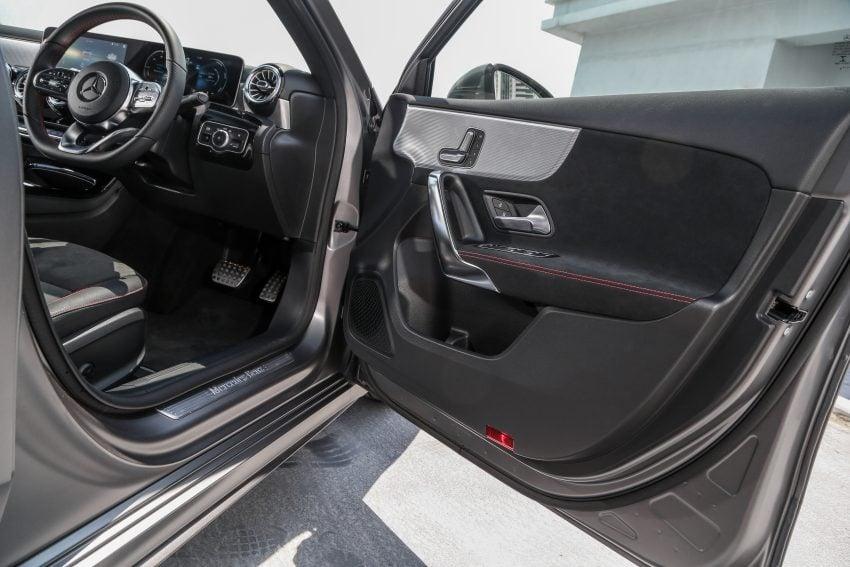 全新 Mercedes-Benz A-Class 登陆大马,入门22万令吉起 Image #78762