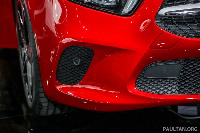 全新 Mercedes-Benz A-Class 登陆大马,入门22万令吉起 Image #78927