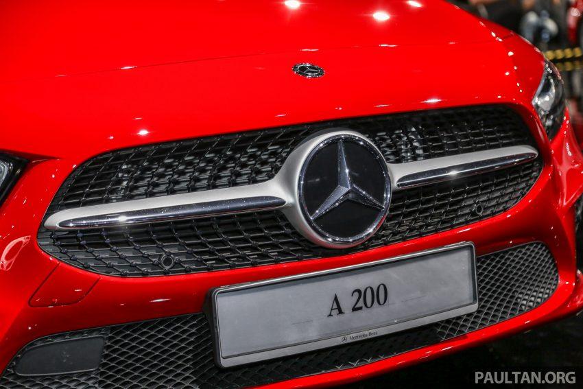 全新 Mercedes-Benz A-Class 登陆大马,入门22万令吉起 Image #78928