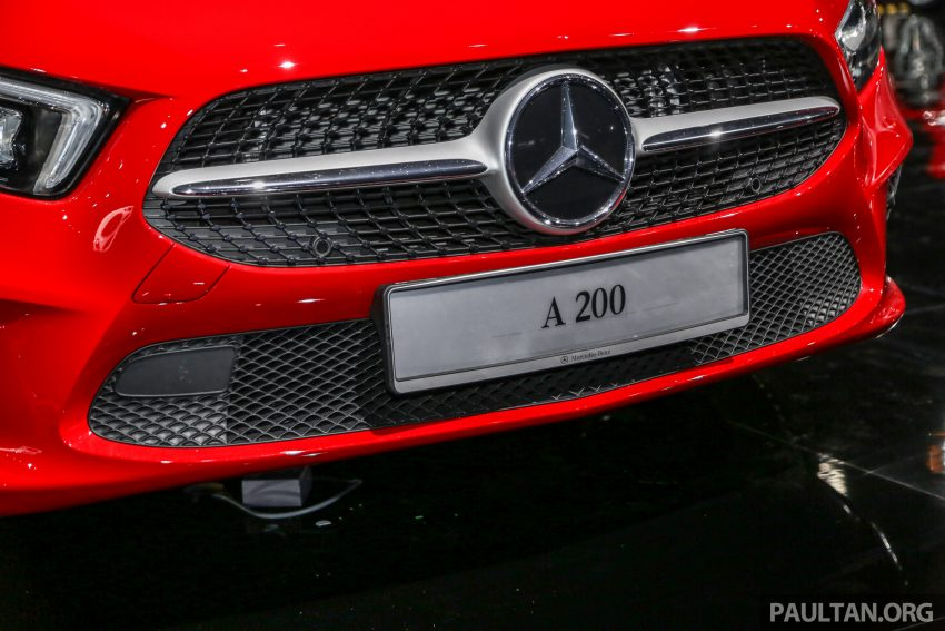 全新 Mercedes-Benz A-Class 登陆大马,入门22万令吉起 Image #78929