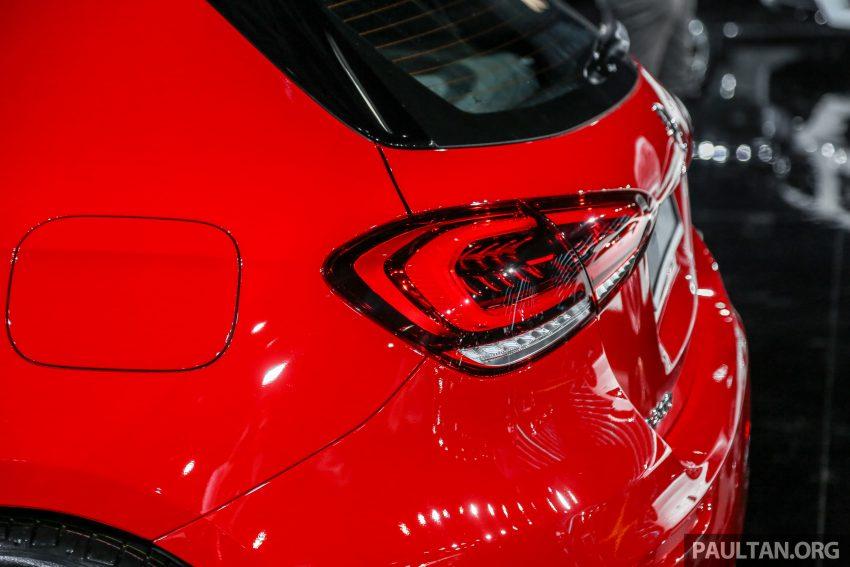 全新 Mercedes-Benz A-Class 登陆大马,入门22万令吉起 Image #78937