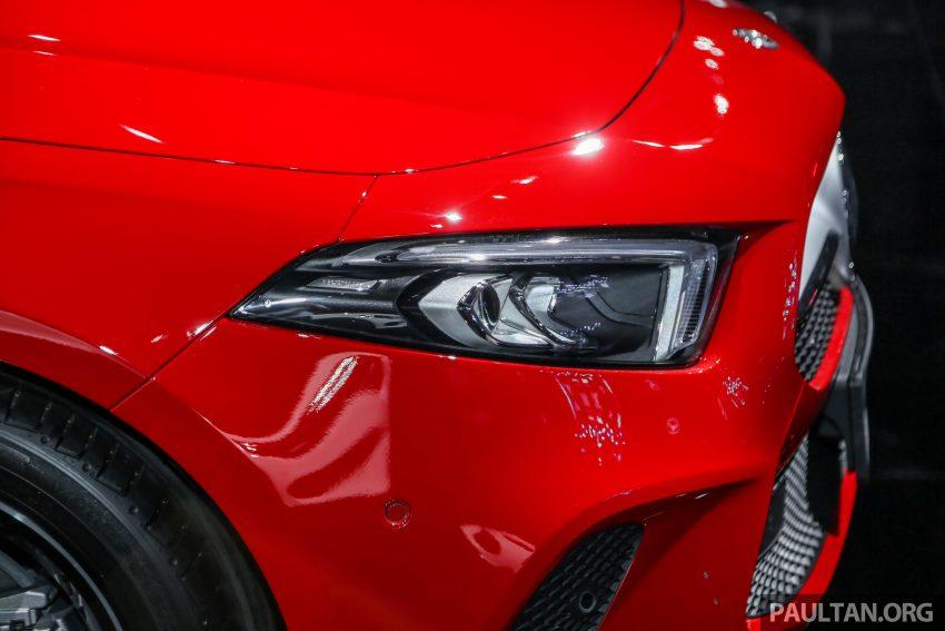 全新 Mercedes-Benz A-Class 登陆大马,入门22万令吉起 Image #78926