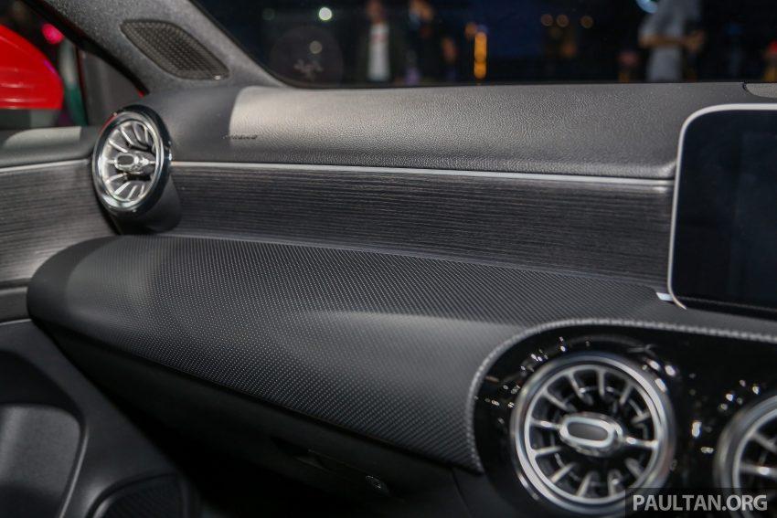 全新 Mercedes-Benz A-Class 登陆大马,入门22万令吉起 Image #78951