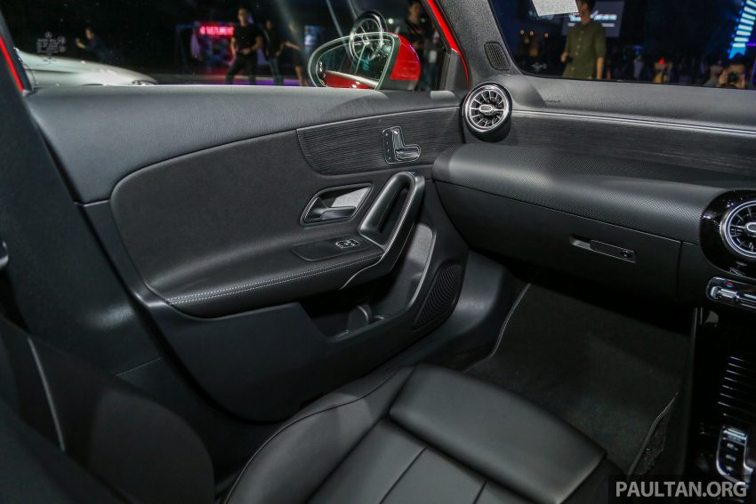 全新 Mercedes-Benz A-Class 登陆大马,入门22万令吉起 Image #78954