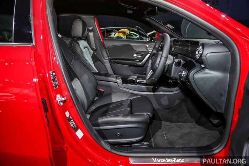 全新 Mercedes-Benz A-Class 登陆大马,入门22万令吉起 Image #78958