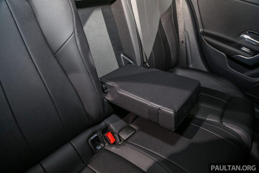 全新 Mercedes-Benz A-Class 登陆大马,入门22万令吉起 Image #78965