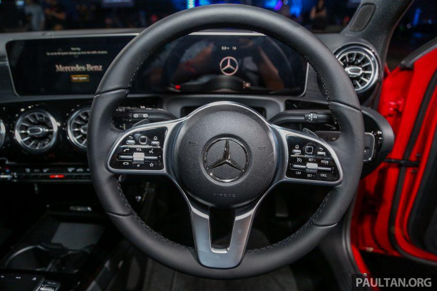 全新 Mercedes-Benz A-Class 登陆大马,入门22万令吉起 Image #78943