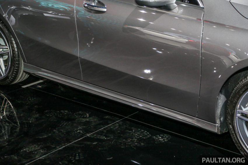 全新 Mercedes-Benz A-Class 登陆大马,入门22万令吉起 Image #78983