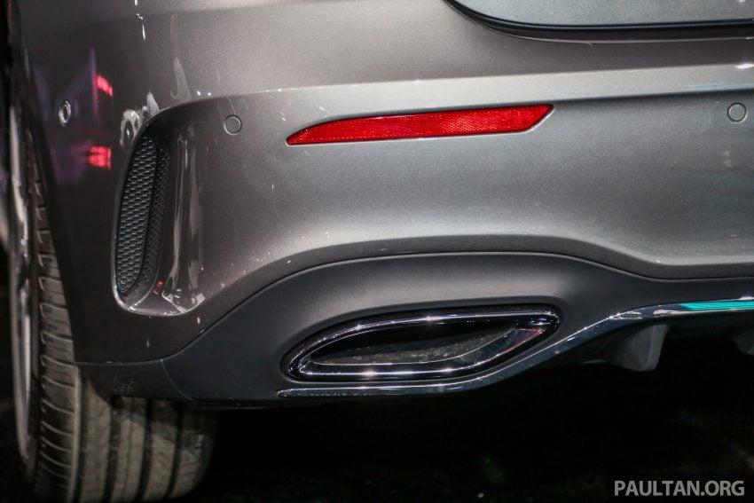 全新 Mercedes-Benz A-Class 登陆大马,入门22万令吉起 Image #78987