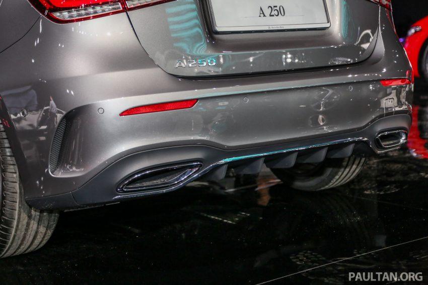 全新 Mercedes-Benz A-Class 登陆大马,入门22万令吉起 Image #78988