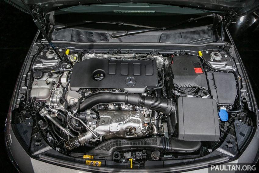 全新 Mercedes-Benz A-Class 登陆大马,入门22万令吉起 Image #78989