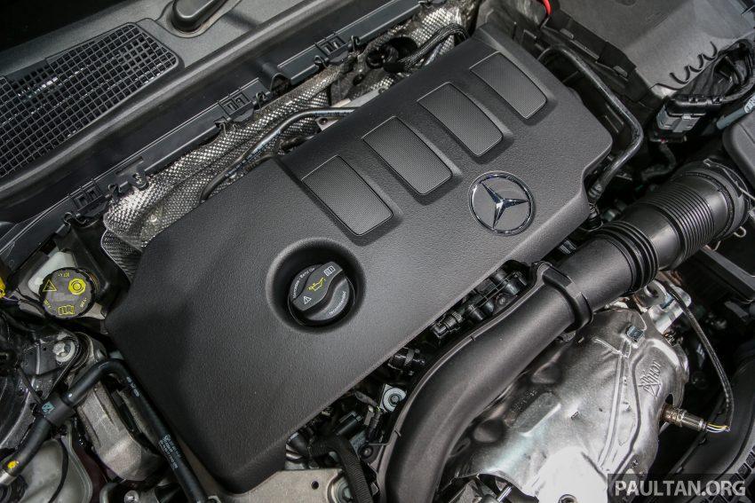 全新 Mercedes-Benz A-Class 登陆大马,入门22万令吉起 Image #78990