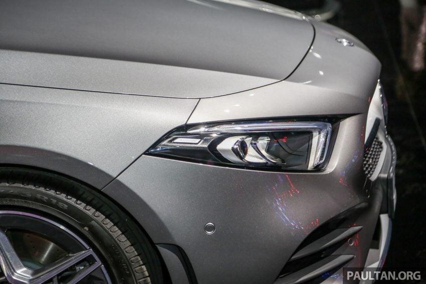 全新 Mercedes-Benz A-Class 登陆大马,入门22万令吉起 Image #78976