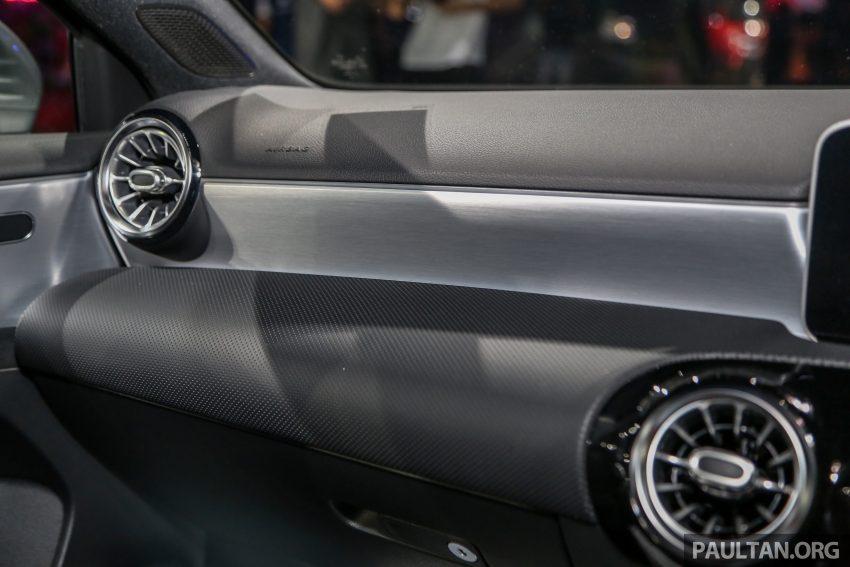 全新 Mercedes-Benz A-Class 登陆大马,入门22万令吉起 Image #79003