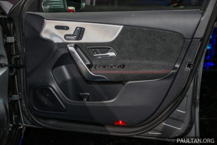 全新 Mercedes-Benz A-Class 登陆大马,入门22万令吉起 Image #79007