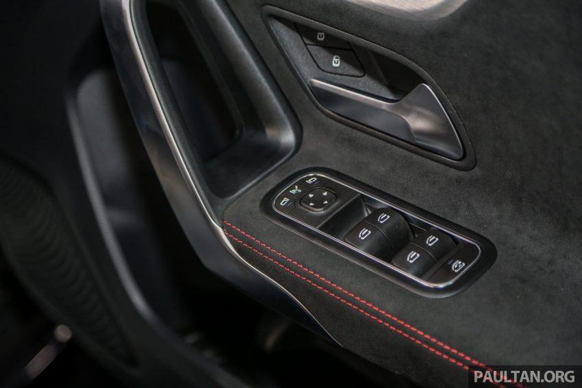 全新 Mercedes-Benz A-Class 登陆大马,入门22万令吉起 Image #79008