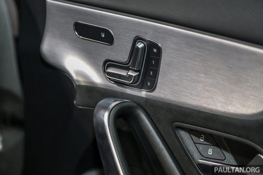 全新 Mercedes-Benz A-Class 登陆大马,入门22万令吉起 Image #79009