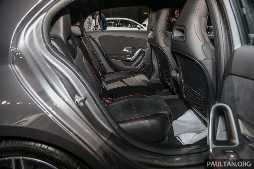 全新 Mercedes-Benz A-Class 登陆大马,入门22万令吉起 Image #79014