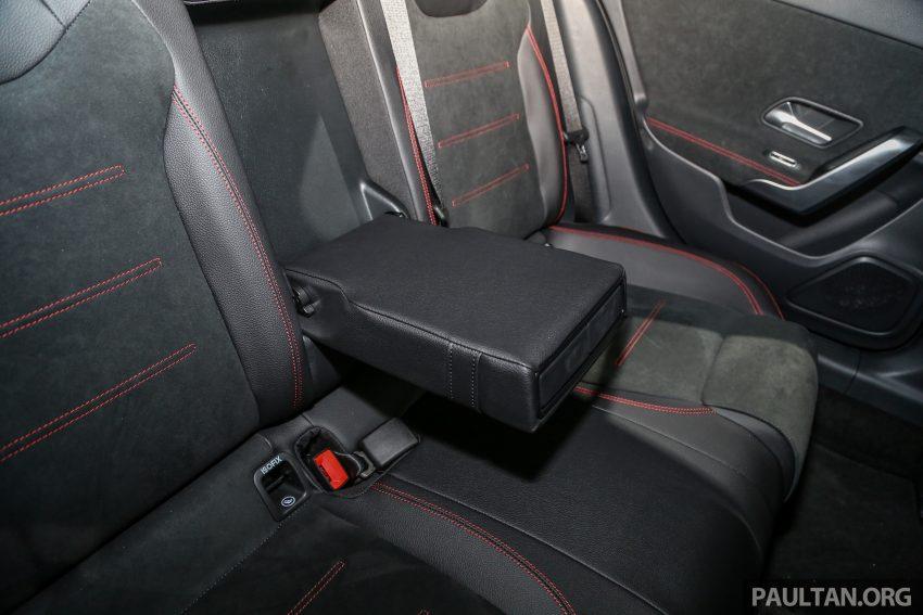 全新 Mercedes-Benz A-Class 登陆大马,入门22万令吉起 Image #79017