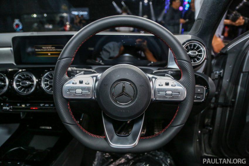 全新 Mercedes-Benz A-Class 登陆大马,入门22万令吉起 Image #78994
