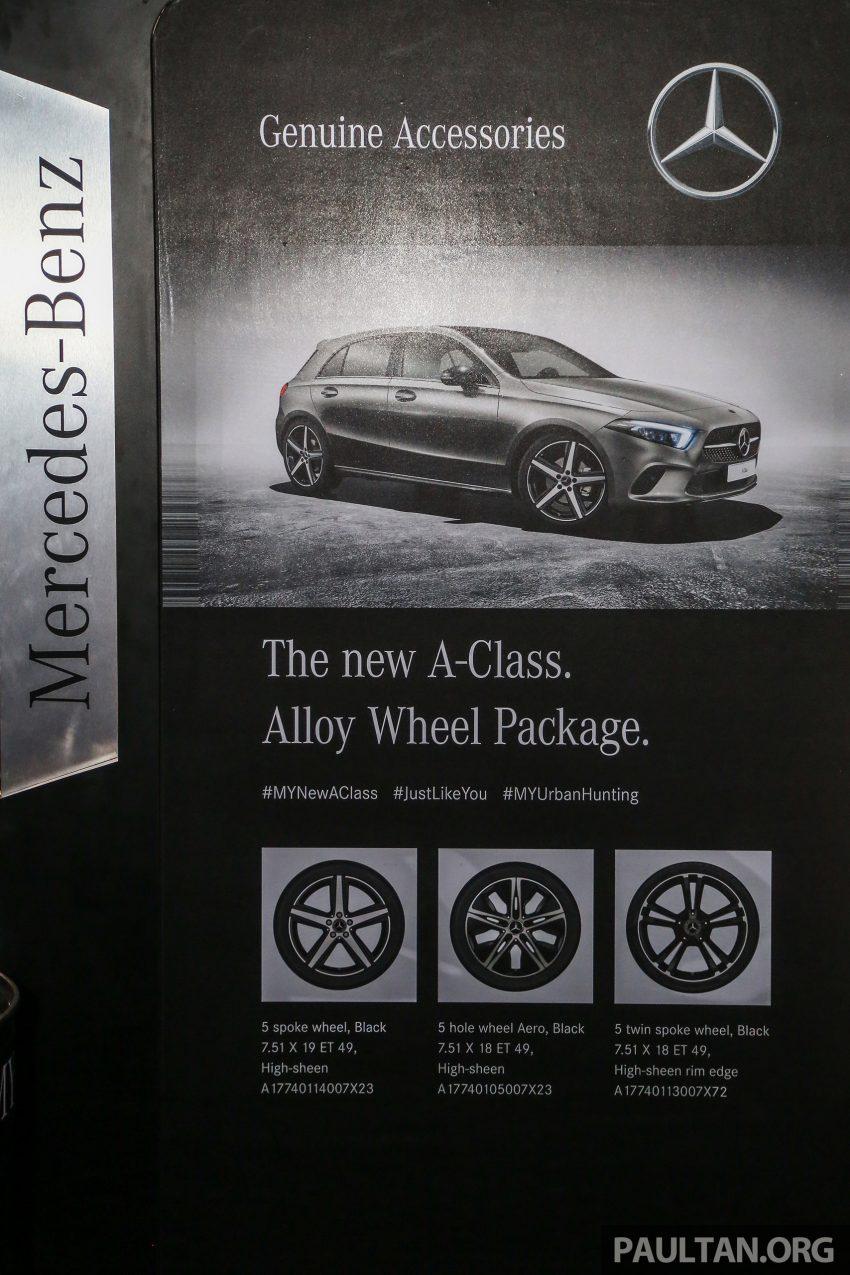全新 Mercedes-Benz A-Class 登陆大马,入门22万令吉起 Image #79028