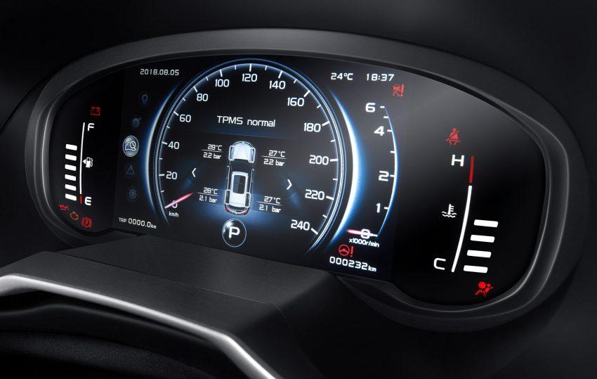 Proton X70 本月17日开放网上预订新车,下个月正式发布 Image #78390