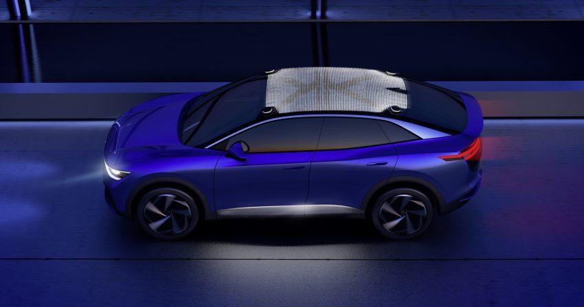 可与道路使用者交流,Volkswagen 研发智能车灯照明技术 Image #79042