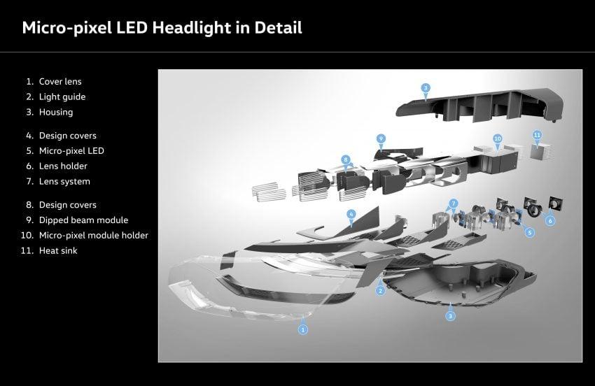可与道路使用者交流,Volkswagen 研发智能车灯照明技术 Image #79056