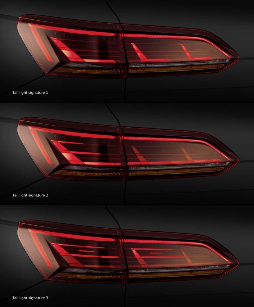 可与道路使用者交流,Volkswagen 研发智能车灯照明技术 Image #79058