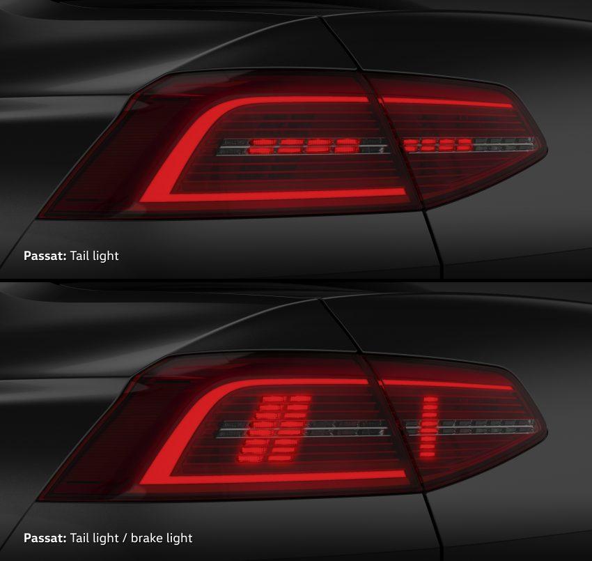 可与道路使用者交流,Volkswagen 研发智能车灯照明技术 Image #79059