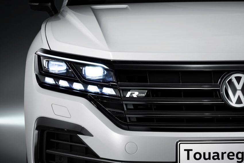 可与道路使用者交流,Volkswagen 研发智能车灯照明技术 Image #79037