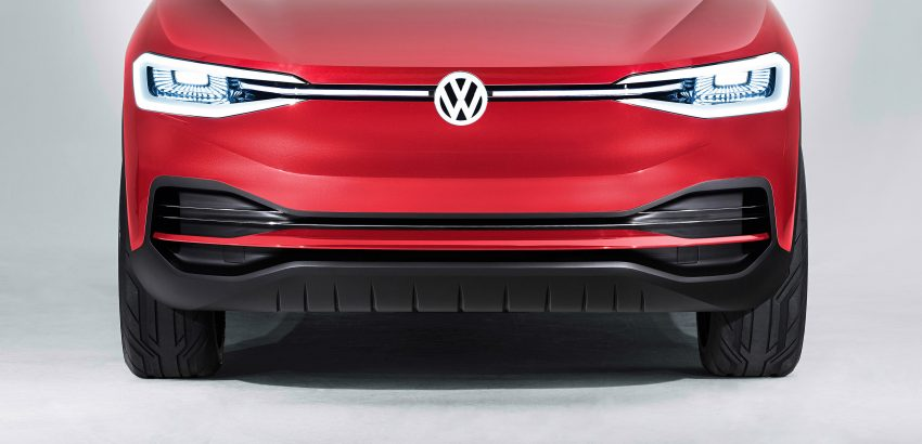 可与道路使用者交流,Volkswagen 研发智能车灯照明技术 Image #79039