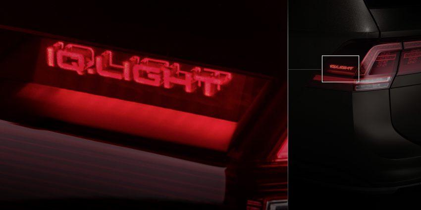 可与道路使用者交流,Volkswagen 研发智能车灯照明技术 Image #79041