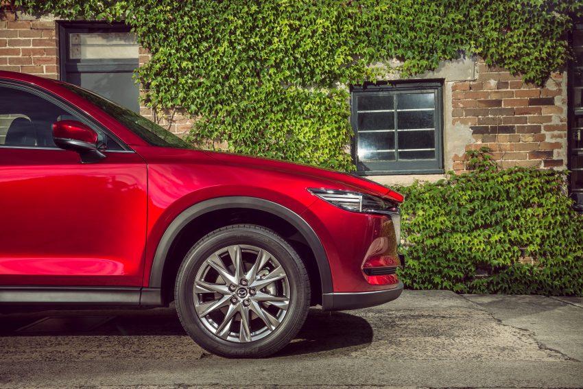 澳洲 Mazda CX-5 推出小升级版,搭载2.5L涡轮增压引擎 Image #83382
