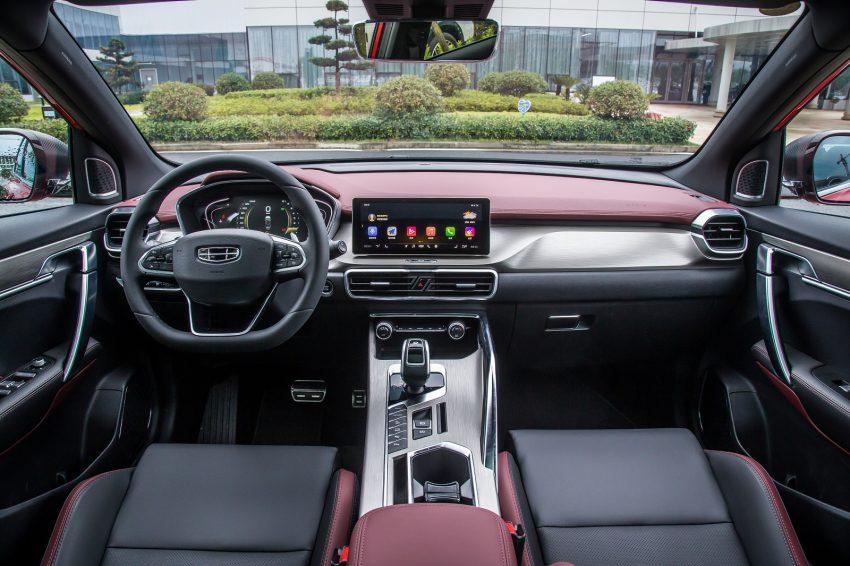 中国正式发布吉利缤越,入门级SUV将很快登陆大马? Image #81258