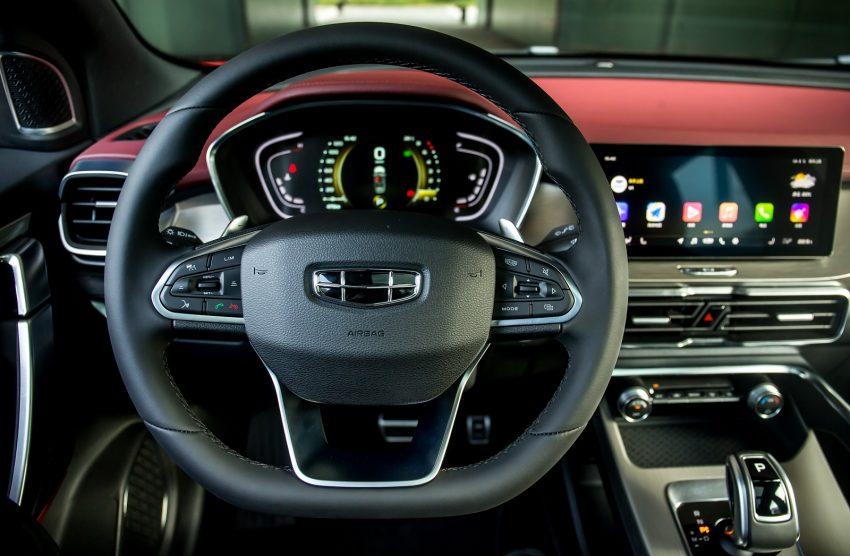 中国正式发布吉利缤越,入门级SUV将很快登陆大马? Image #81263