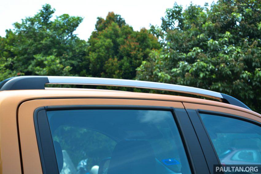试驾: Ford Ranger Wildtrak 2.0 4×4 小改款, 重都会皮卡 Image #81387