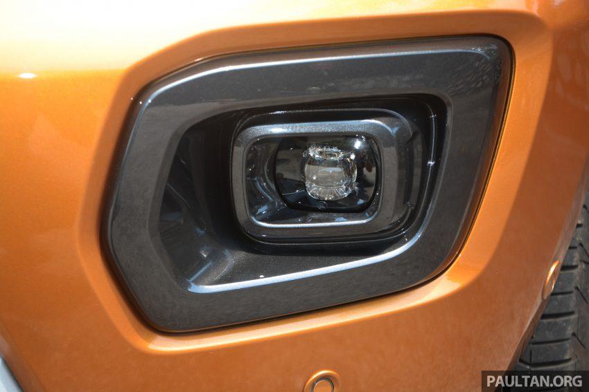 试驾: Ford Ranger Wildtrak 2.0 4×4 小改款, 重都会皮卡 Image #81369