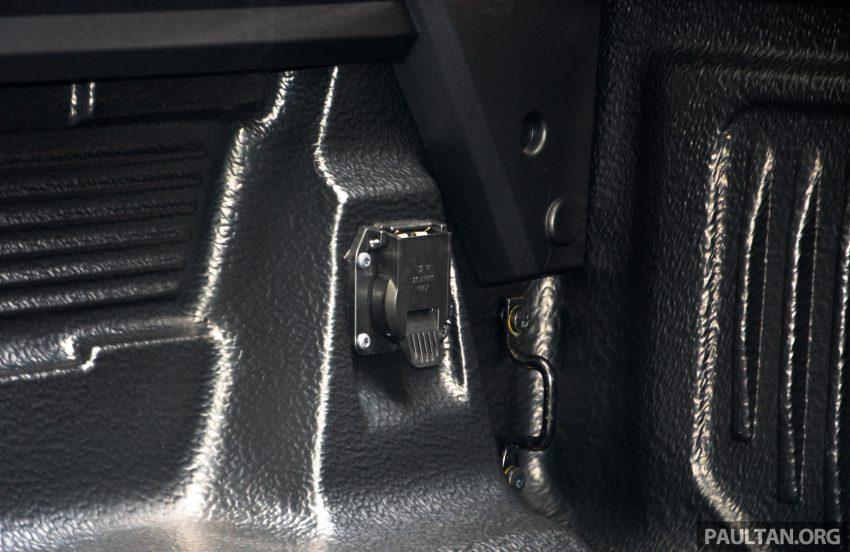 试驾: Ford Ranger Wildtrak 2.0 4×4 小改款, 重都会皮卡 Image #81391