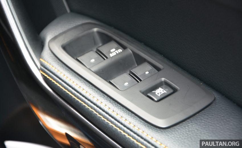 试驾: Ford Ranger Wildtrak 2.0 4×4 小改款, 重都会皮卡 Image #81405