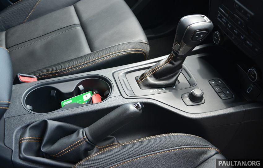 试驾: Ford Ranger Wildtrak 2.0 4×4 小改款, 重都会皮卡 Image #81408