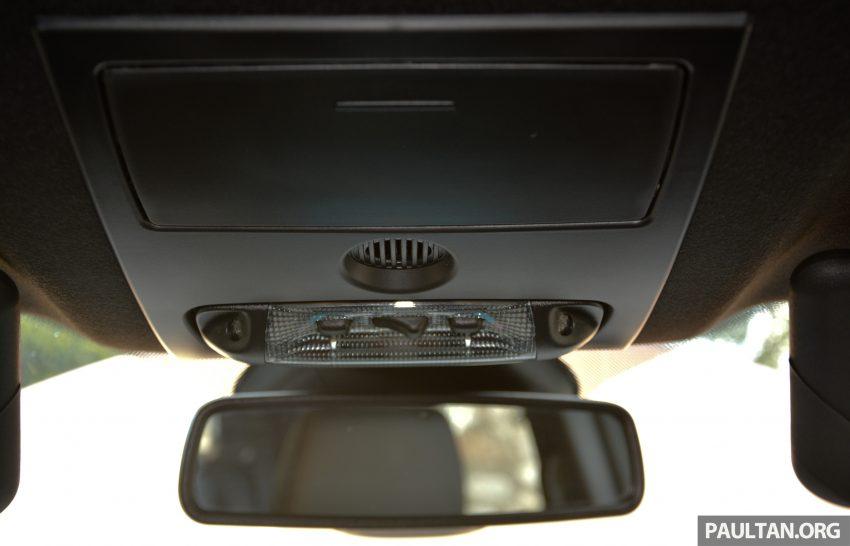 试驾: Ford Ranger Wildtrak 2.0 4×4 小改款, 重都会皮卡 Image #81423