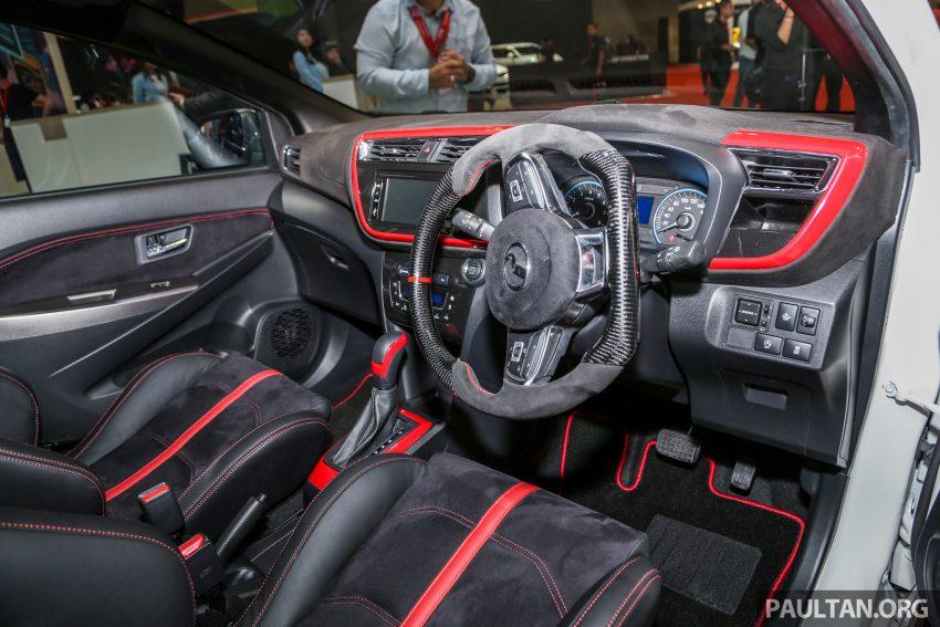 KLIMS18:Perodua Myvi GT 现身车展,外观内装更热血 Image #82504