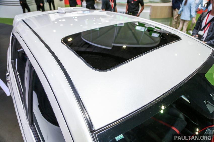 KLIMS18:Perodua Myvi GT 现身车展,外观内装更热血 Image #82499
