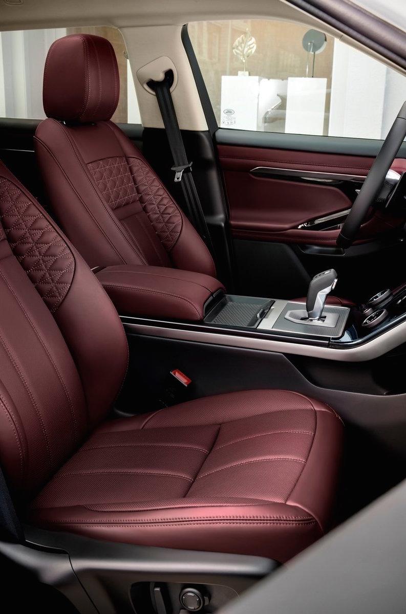 第二代 Range Rover Evoque 面世,搭载轻油电混动系统 Image #83207