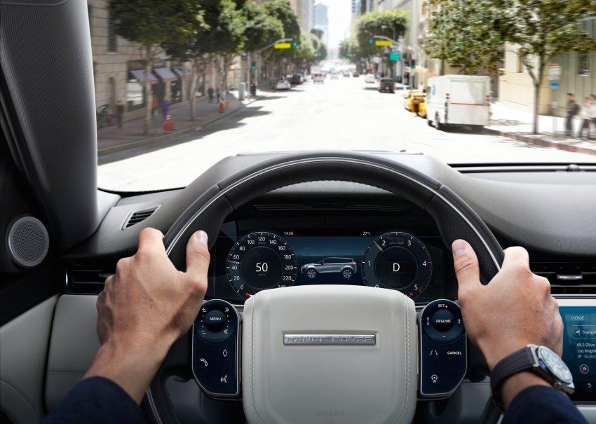 第二代 Range Rover Evoque 面世,搭载轻油电混动系统 Image #83214