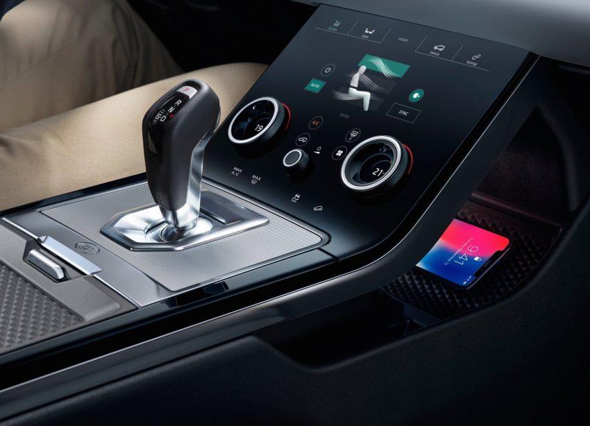第二代 Range Rover Evoque 面世,搭载轻油电混动系统 Image #83217