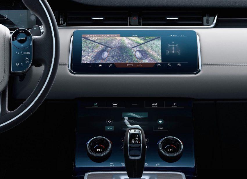 第二代 Range Rover Evoque 面世,搭载轻油电混动系统 Image #83218