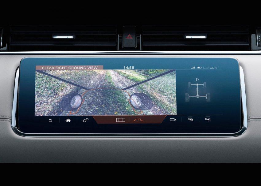 第二代 Range Rover Evoque 面世,搭载轻油电混动系统 Image #83221