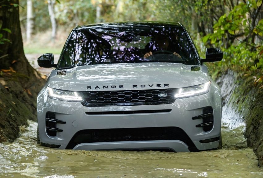 第二代 Range Rover Evoque 面世,搭载轻油电混动系统 Image #83196
